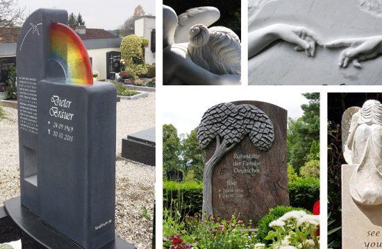 Grabmalkunst inkl. Gravur & Aufbau Deutschlandweit