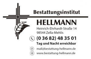 Bestattungsinstitut Hellmann in Zella-Mehlis