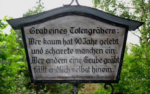 Lustige Grabsteinsprüche & Grabsprüche mit Humor