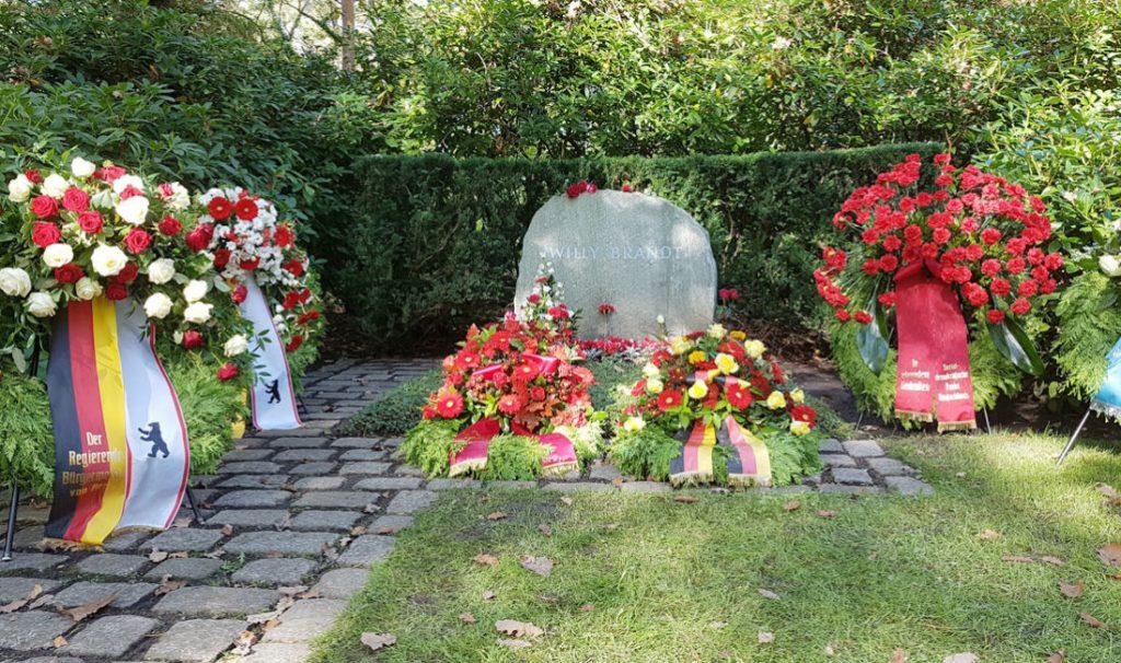 Grabstätte von Willy Brandt