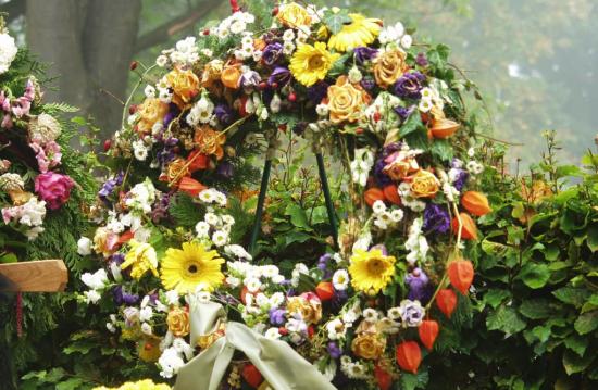 Floristik.Purovivo.de | Trauerfloristik einfach online bestellen