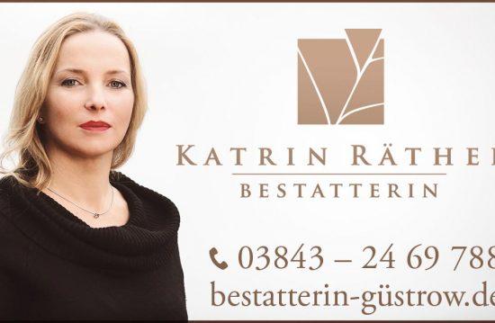 Katrin Räthel – Bestatterin