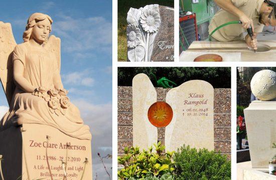 Grabsteine einfach online bestellen auf allen Friedhöfen in Deutschland