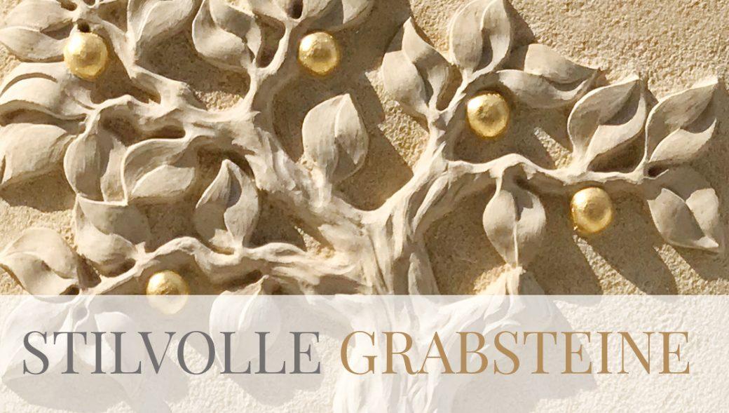 Grabsteine online bestellen – Herstellung und Aufbau aus einer Hand