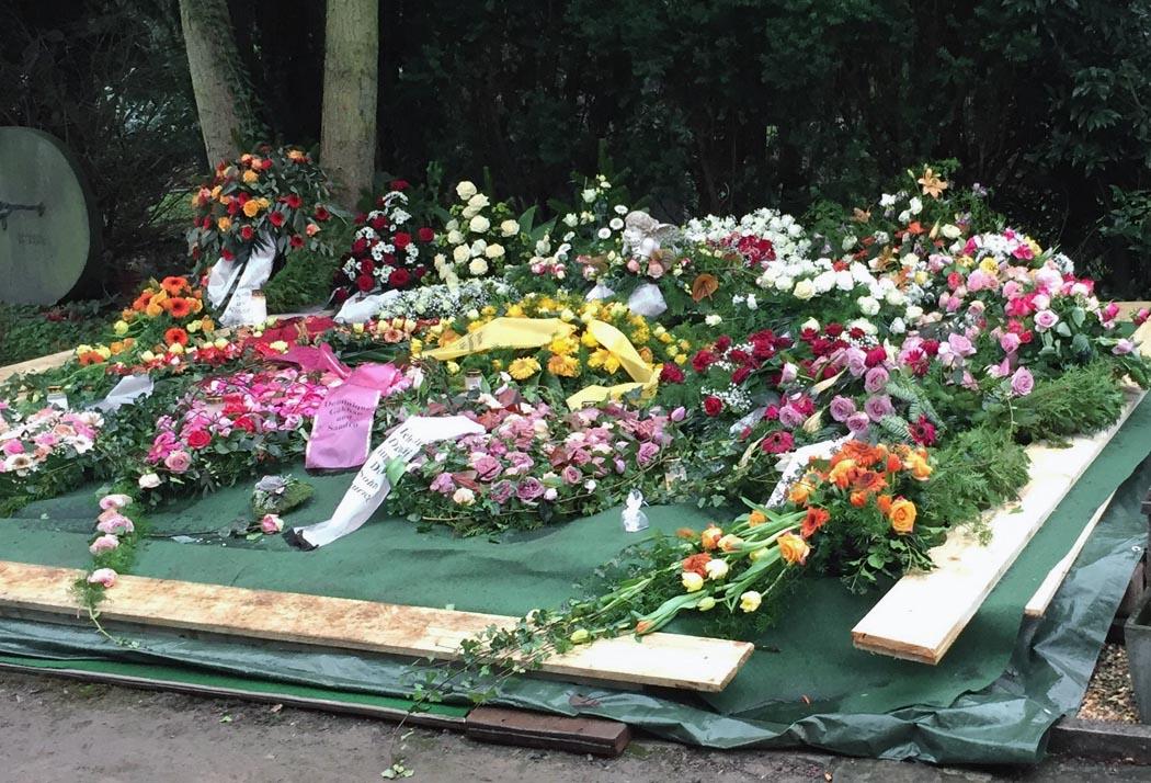 Lesung Zur Beerdigung