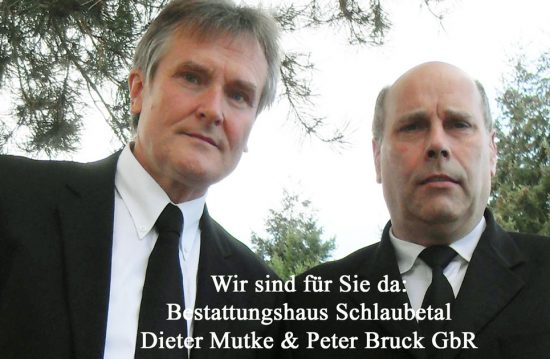 Bestattungshaus Schlauberal | Dieter Mutke &  Peter Bruck GbR