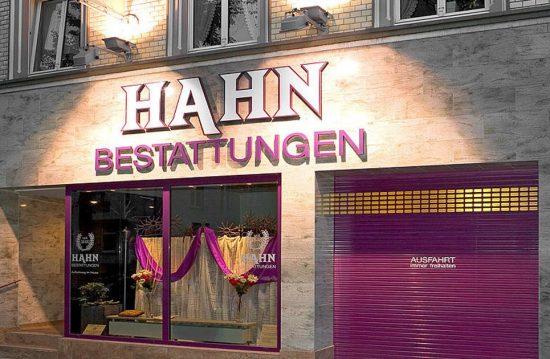 Hahn Bestattungen – Volker Gerhards