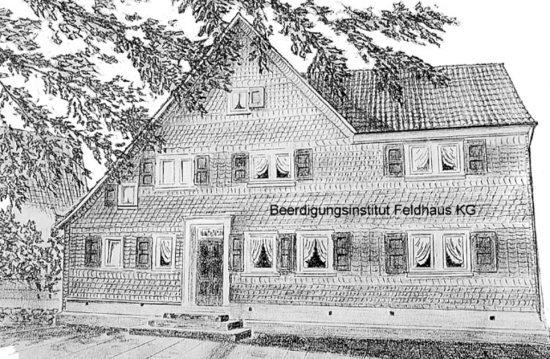 Beerdigungsinstitut Feldhaus