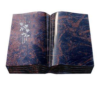 Eine Grafik zu Urnengrabsteine mit Buch online kaufen