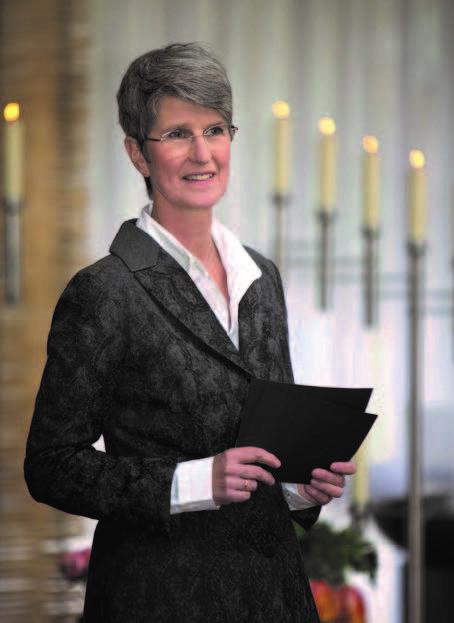 Trauerrednerin Bestattungsrednerin Franziska Feldsieper in Bald Tölz Starnberg