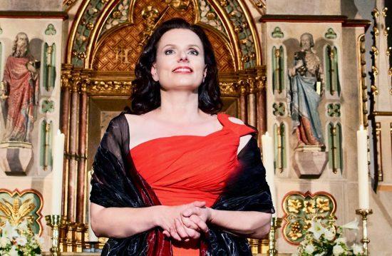 Katrin Iltgen –  Sängerin Katrin Iltgen
