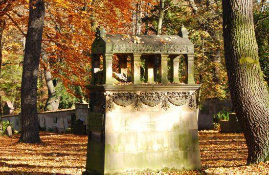 Städtische Friedhöfe in Ludwigshafen am Rhein / zentrale Friedhofsverwaltung