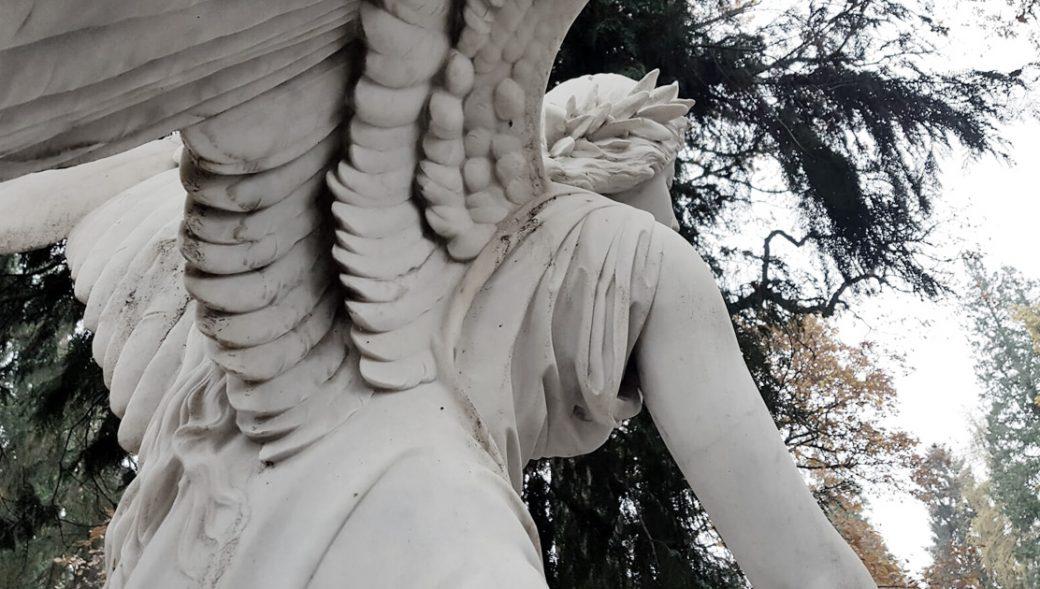 Zentralfriedhof Stralsund / Eigenbetrieb Städtischer Zentralfriedhof