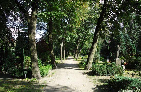 Städtische Friedhöfe von Recklinghausen / Allgemeine Friedhofsverwaltung