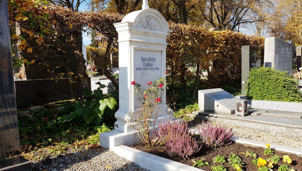 Städtische Friedhöfe von Schweinfurt / Allgemeine Friedhofsverwaltung