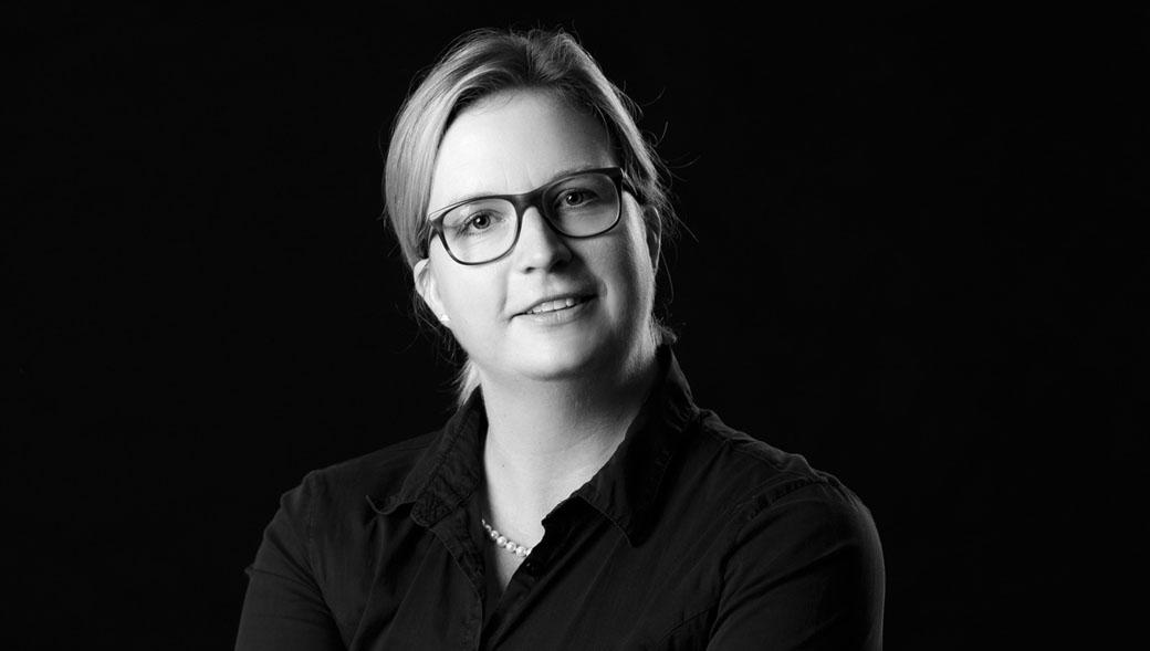 Trauerrednerin Saskia Schenk
