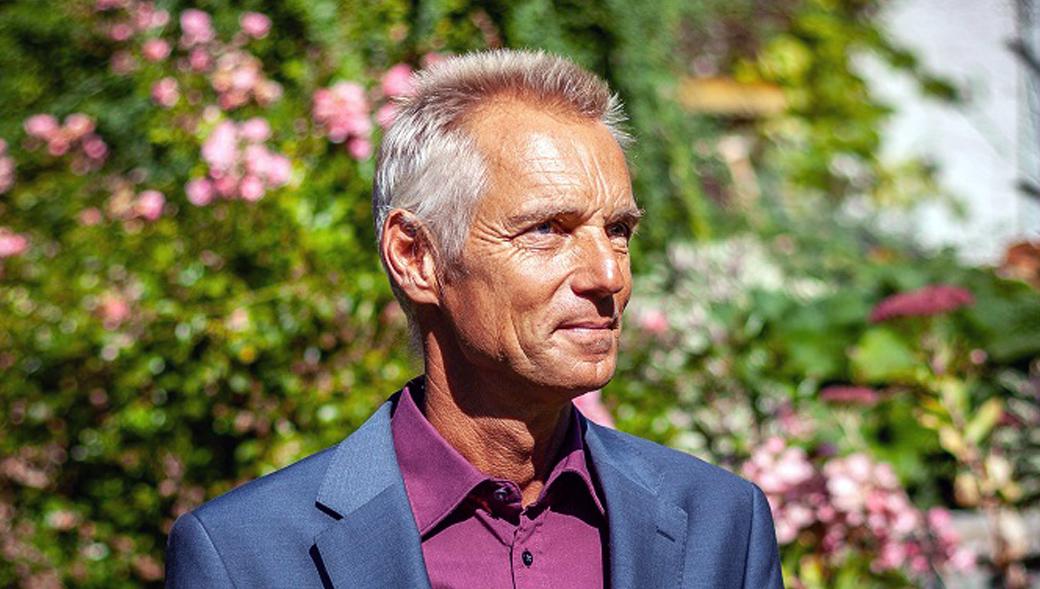 Trauerredner Frithjof Jurenka