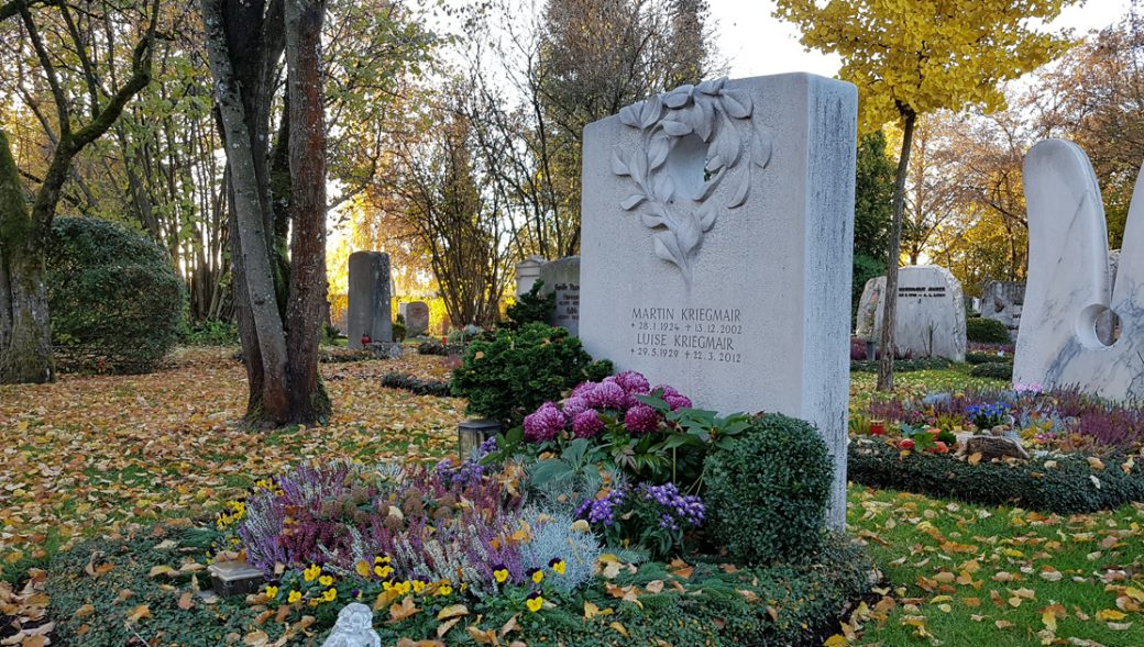 Der Friedhof Dünnwald in Köln