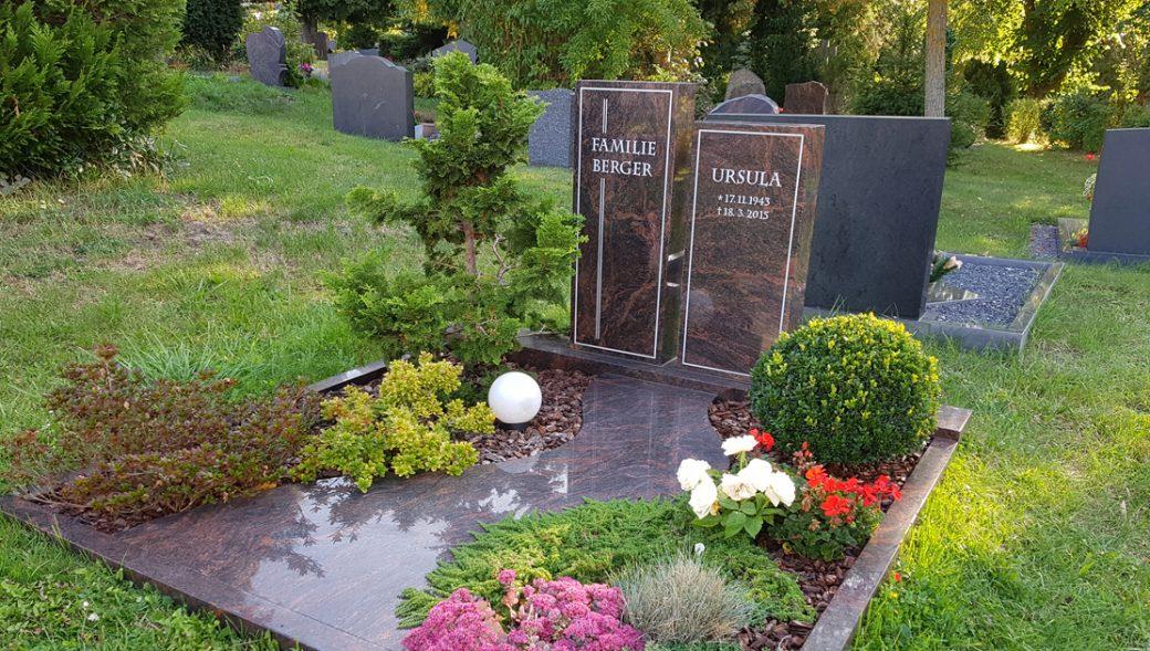 Der Friedhof Eil in Köln-Porz