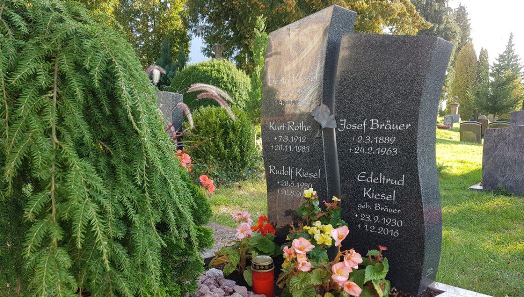 Zentrale Friedhofsverwaltung Homburg