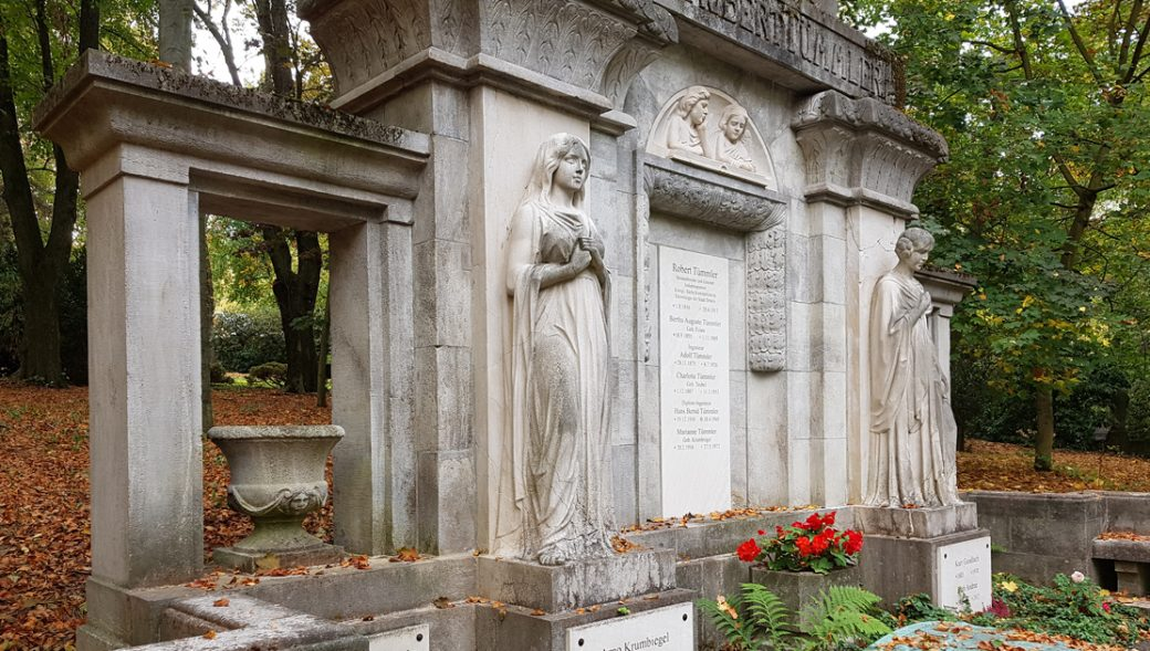Städtische Friedhöfe von Neuruppin / Zentrale Friedhofsverwaltung