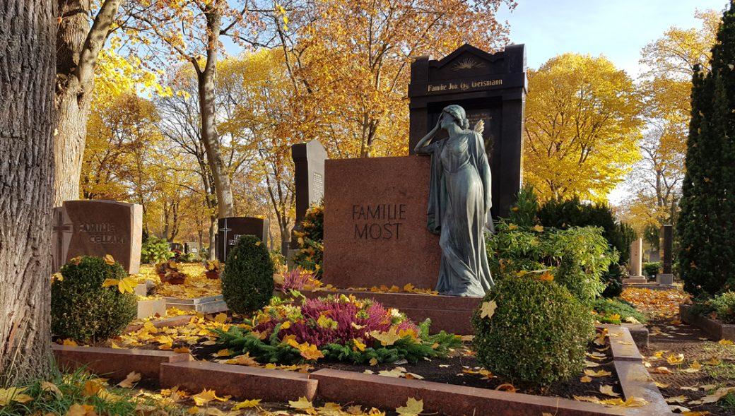 Friedhof Mengede