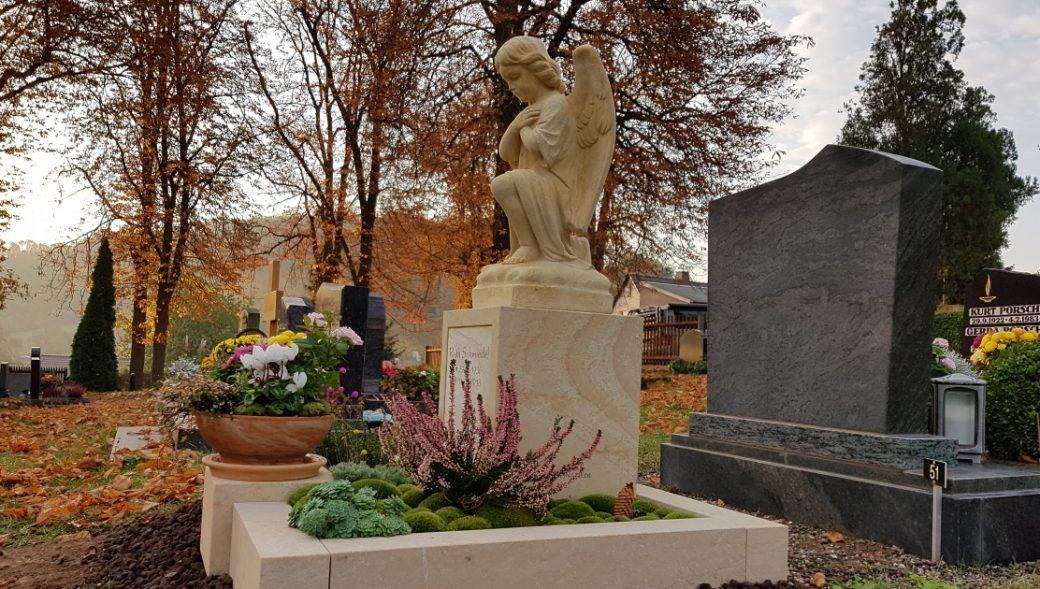 Der Friedhof Gablenberg in Stuttgart-Ost