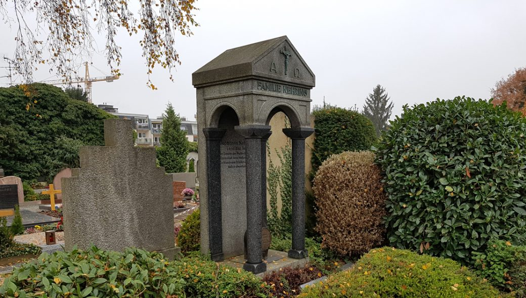 Alter Friedhof Bonames