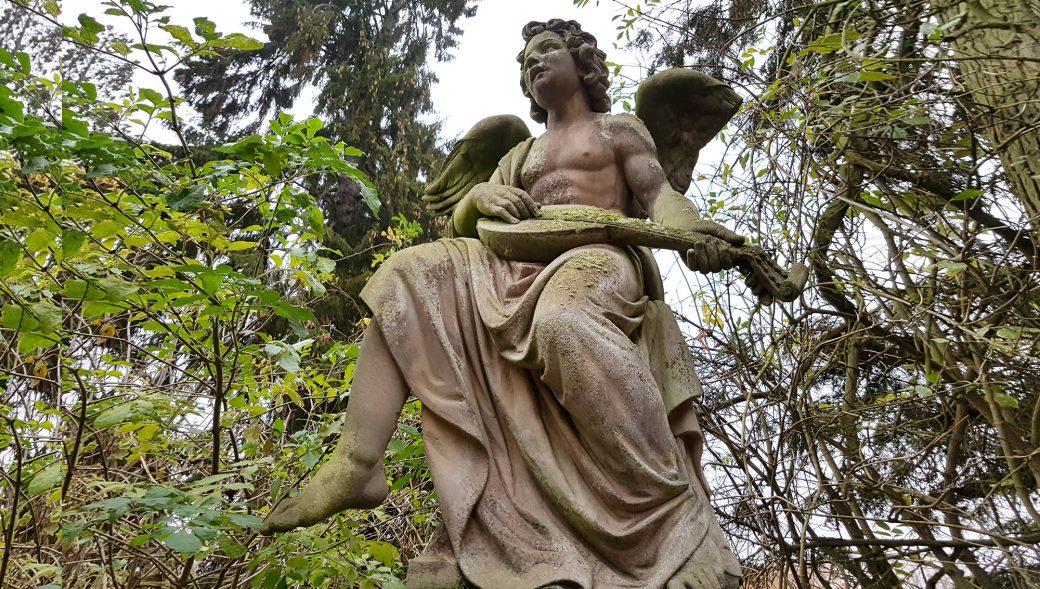 Luisenfriedhof I in Berlin-Westend