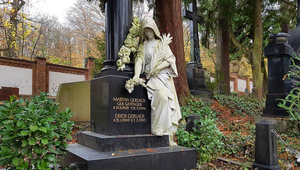 Friedhof Lankwitz in Berlin