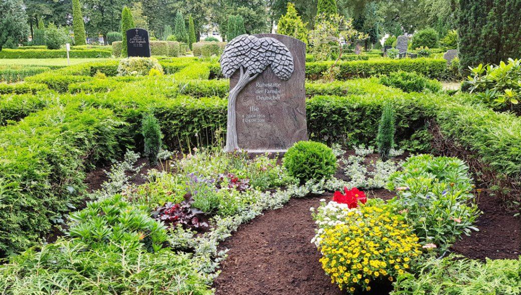 Jüdischer Friedhof Griesheim