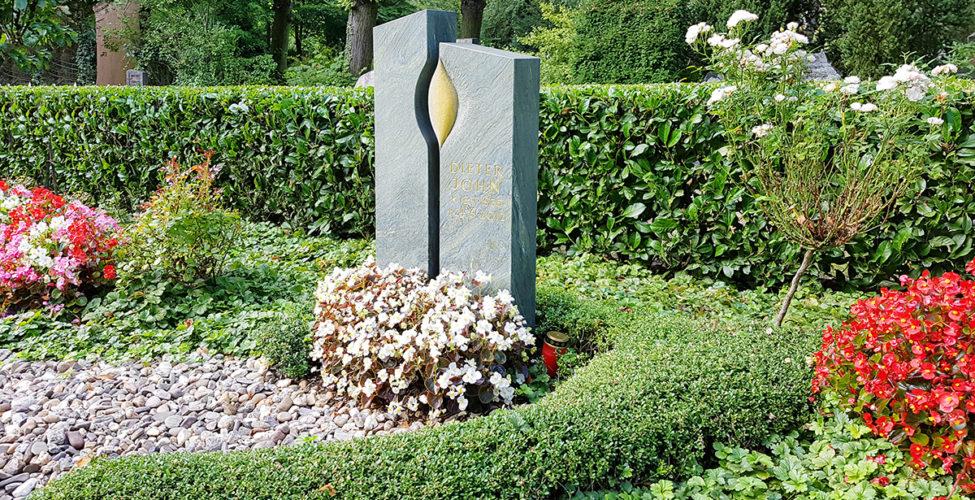 Parkfriedhof Lichterfelde in Berlin