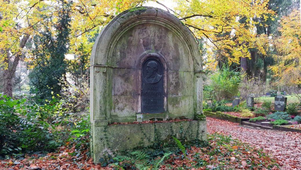Alter Jüdischer Friedhof Aplerbeck