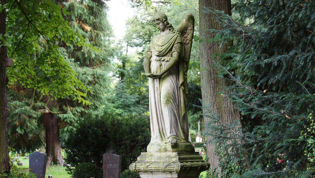 Der Alte Friedhof in Köln-Ehrenfeld