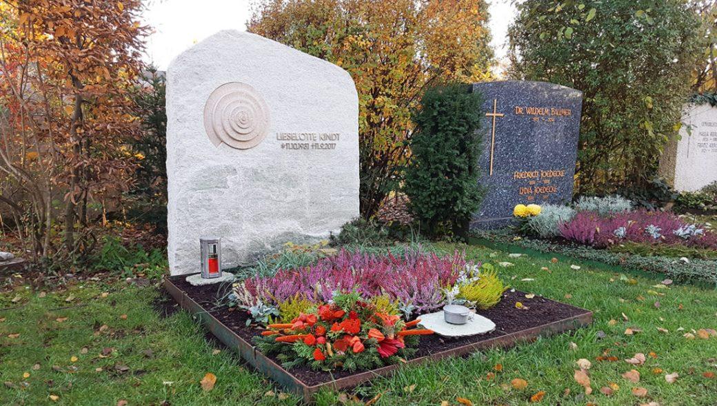 Der Friedhof Chorweiler in Köln