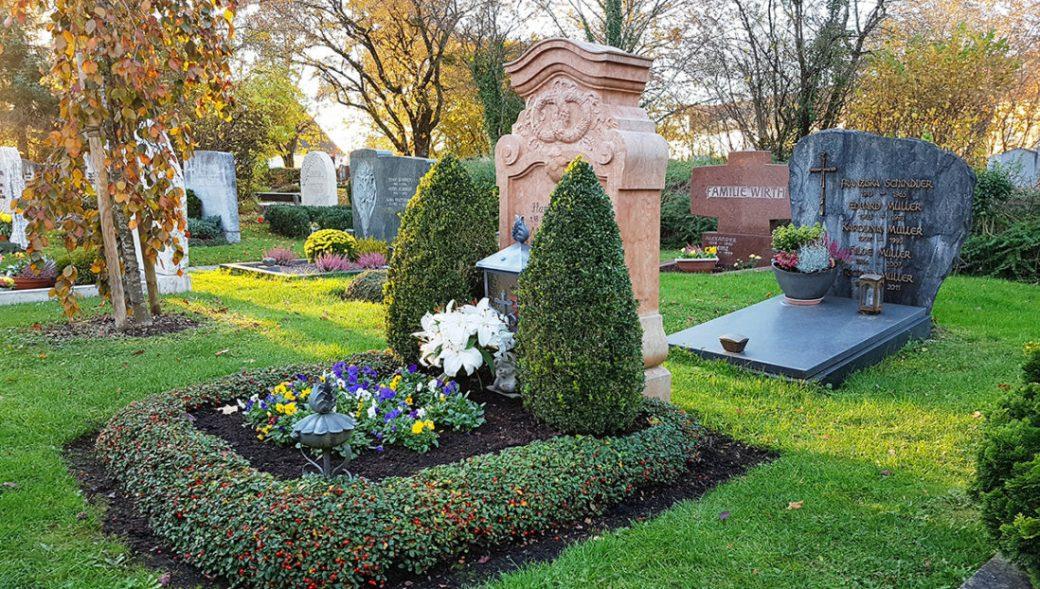 Evangelischer Friedhof Wuppertal Kirchhofstraße I