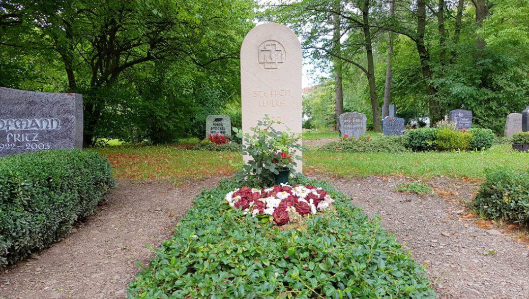 Evangelischer Friedhof Wuppertal Krummacherstraße