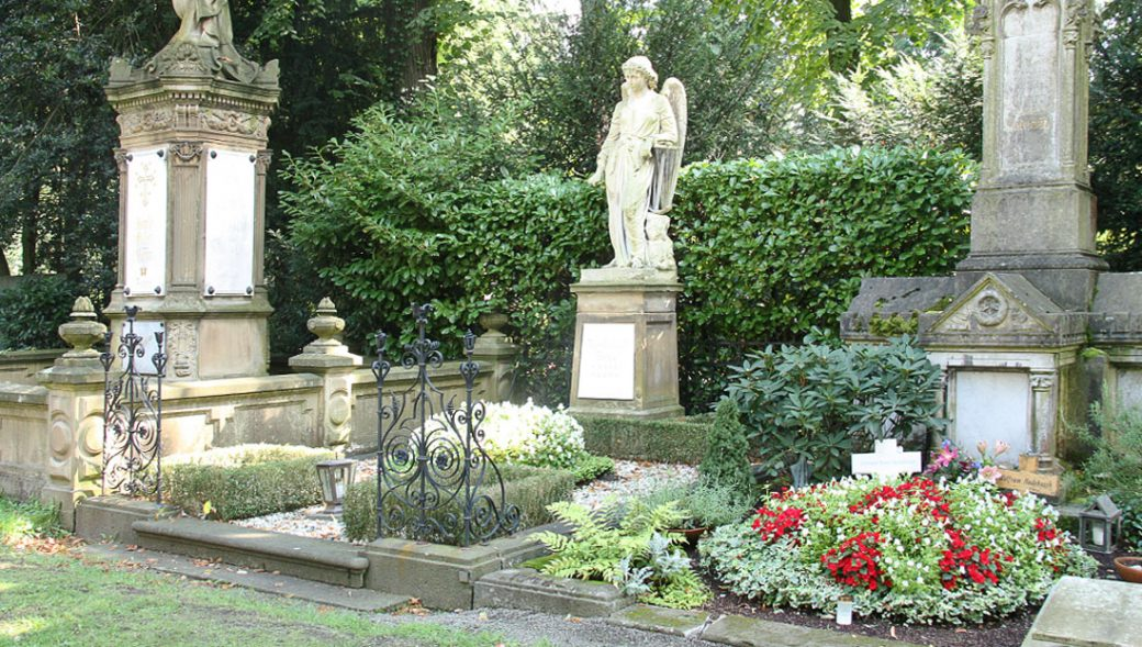 Friedhof Gustav-Adolf-Kirche