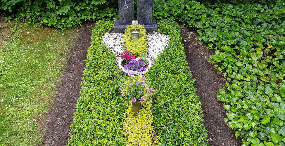 Evangelischer Friedhof Wuppertal Hauptstraße