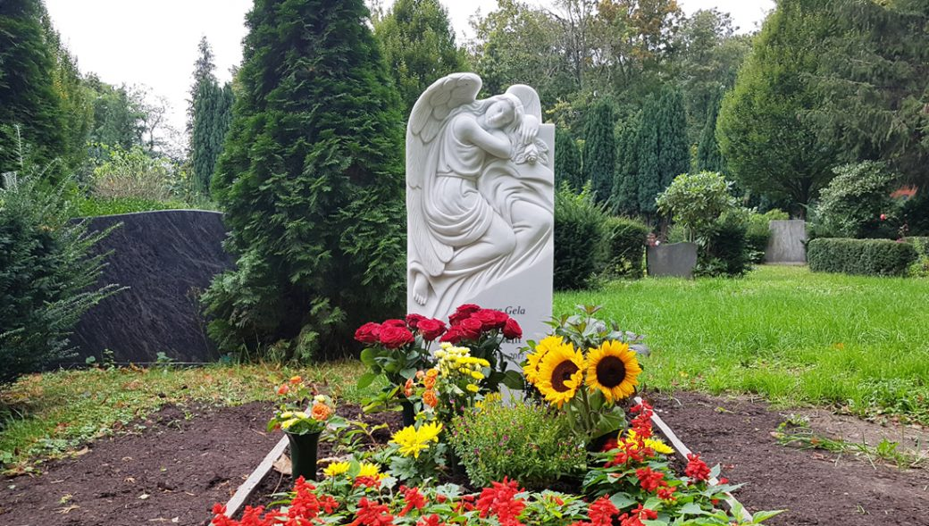 Evangelischer Friedhof Wuppertal Heckinghauser Straße