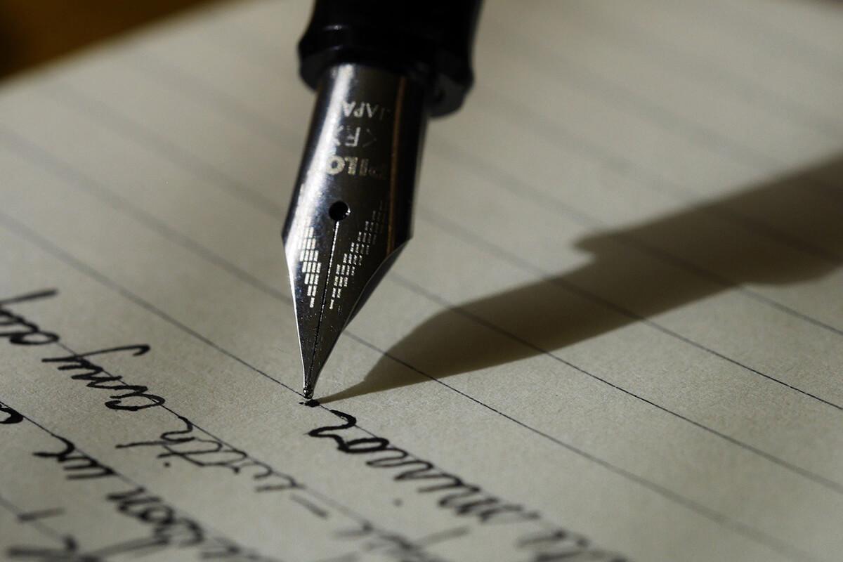 Trauerrede mit eigenen Worten schreiben und selbst halten