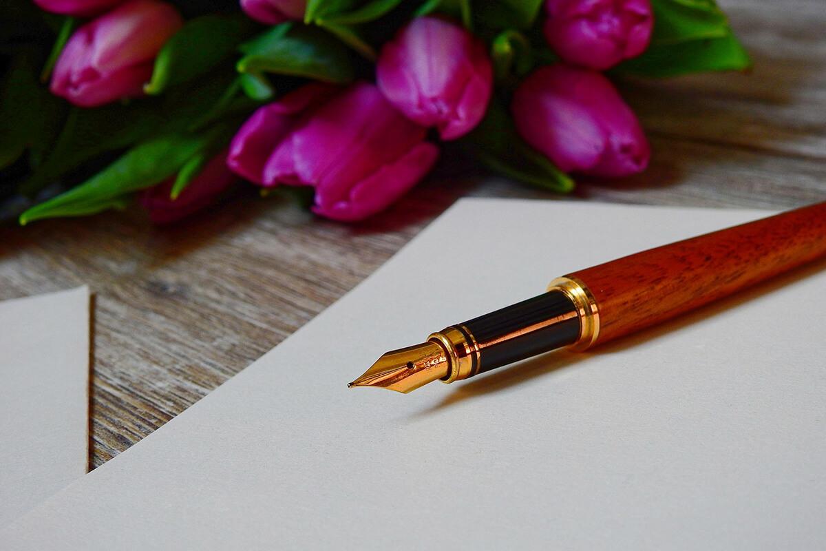 Trauerrede selbst schreiben