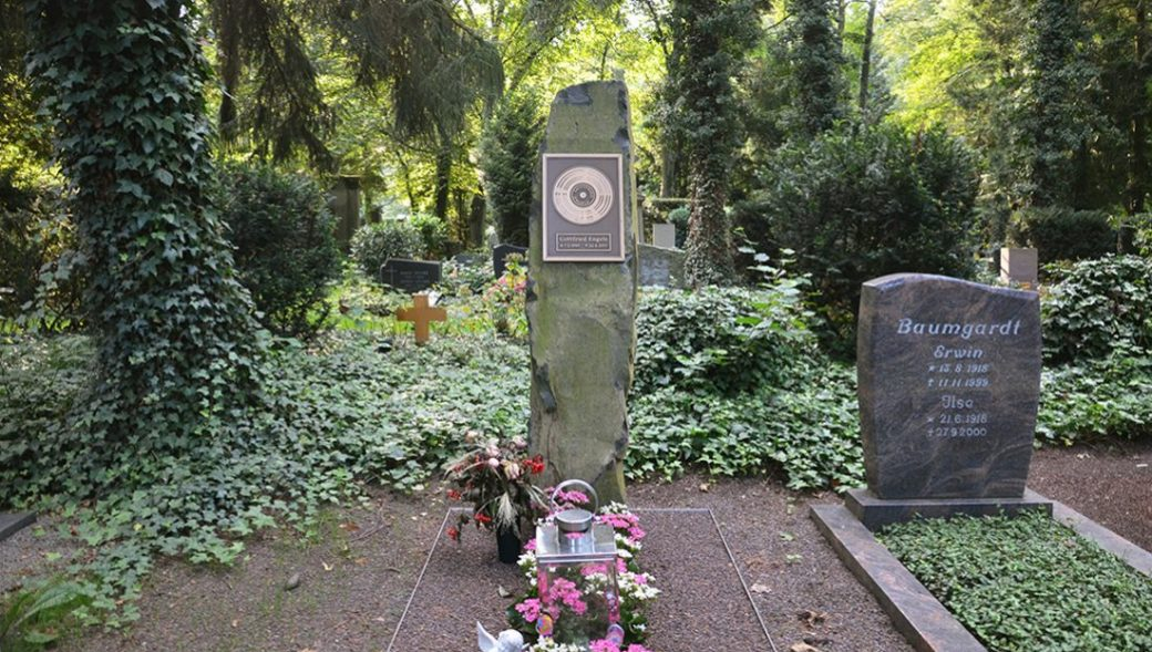 Alter Johannisfriedhof in Leipzig