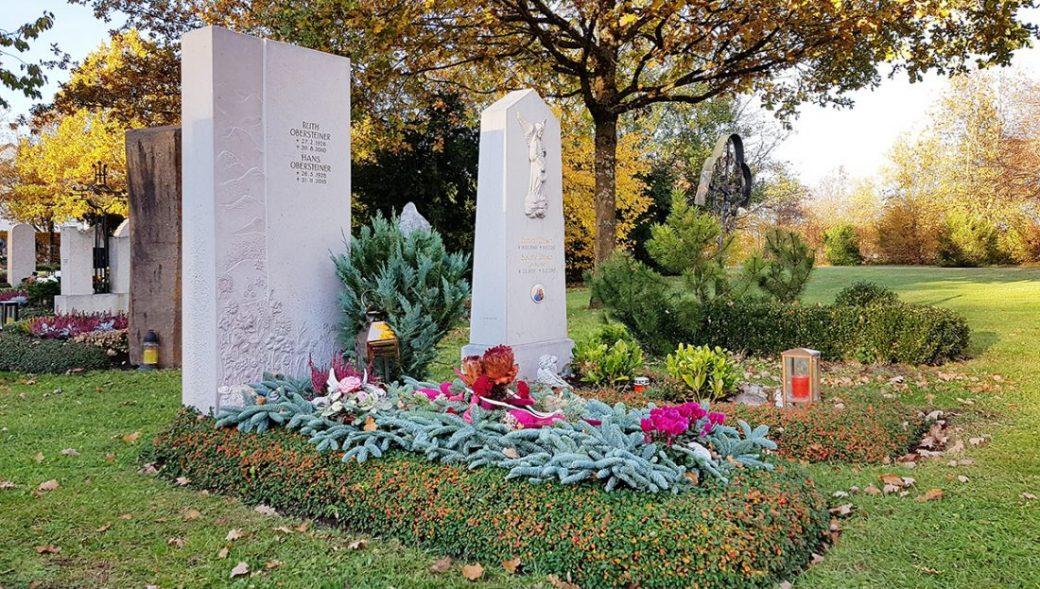 Alter St. Jacobi-Friedhof in Berlin-Neukölln
