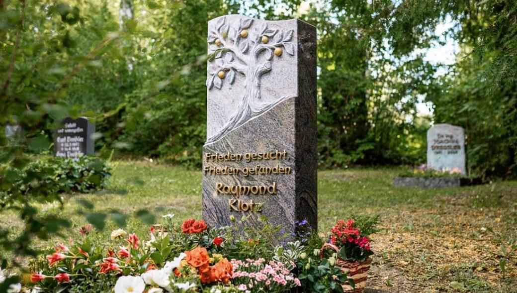 Der Friedhof Buschkrugallee (Britz I) in Berlin-Britz