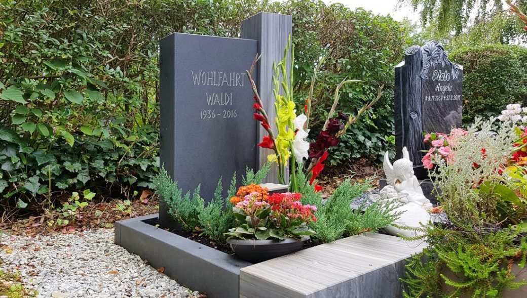 Der Ld. Friedhof Schöneberg I in Berlin-Schöneberg