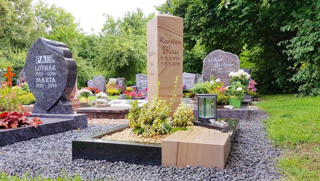 Der Ld. Friedhof Schöneberg II in Berlin-Schöneberg