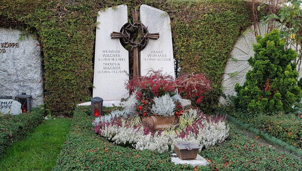 Neuer St. Jacobi-Friedhof in Berlin-Neukölln
