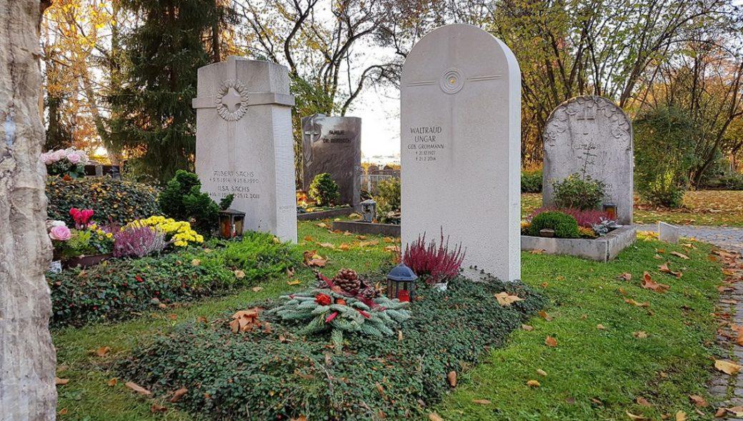 Neuer Zwölf-Apostel-Friedhof in Berlin-Schöneberg