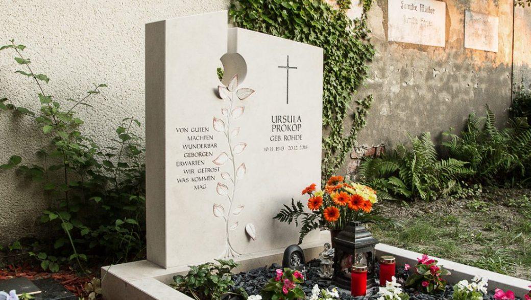 Simeon und St. Lukas-Friedhof in Berlin-Britz (Neukölln)